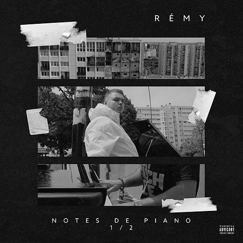 Notes de piano 1/2 de Rémy