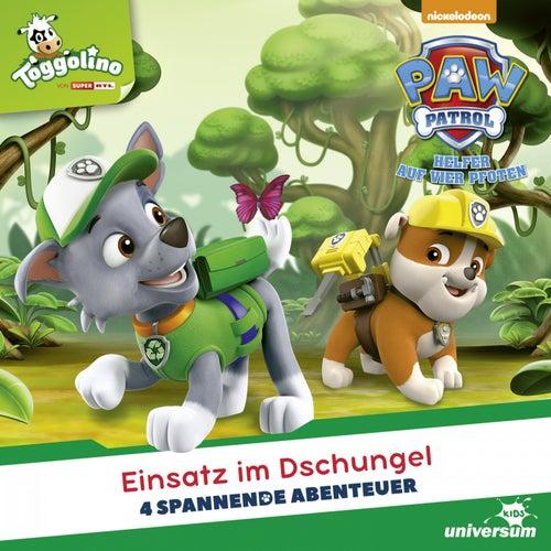 Paw Patrol Folgen 61-64: Einsatz im Dschungel von Paw Patrol