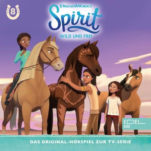 Folge 8: Der Indianer / Auf Fossilienjagd (Das Original-Hörspiel zur TV-Serie) von Spirit