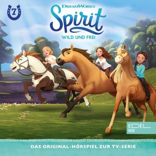Folge 7: Ein langer Weg nach Hause / Gefahr bei den Wildpferden (Das Original-Hörspiel zur TV-Serie) von Spirit
