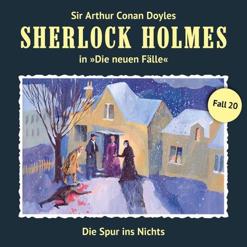 Die neuen Fälle, Fall 20: Die Spur ins Nichts von Sherlock Holmes