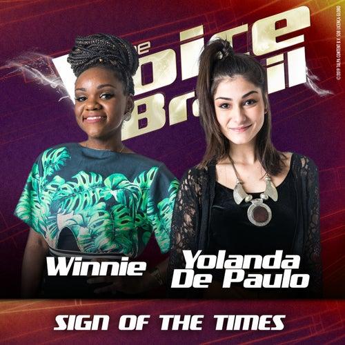 Sign Of The Times (Ao Vivo No Rio De Janeiro / 2019) von Winnie