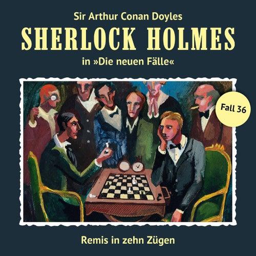 Die neuen Fälle, Fall 36: Remis in zehn Zügen von Sherlock Holmes