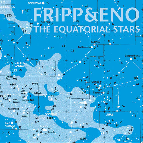 The Equatorial Stars by Robert Fripp