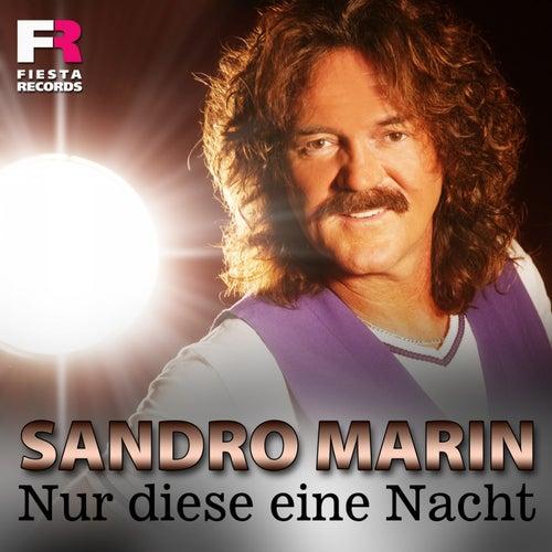 Nur diese eine Nacht von Sandro Marin