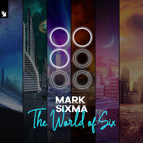 The World of Six von Mark Sixma