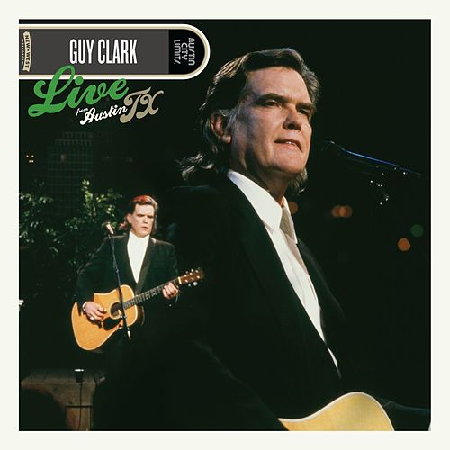 Live From Austin, TX de Guy Clark