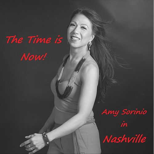 The Time Is Now von Amy Sorinio