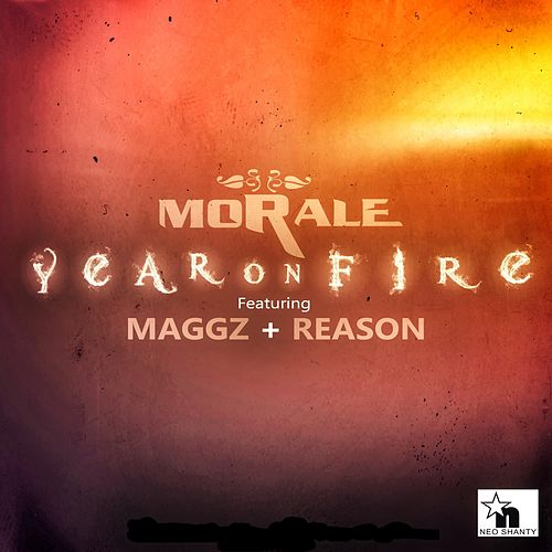 Year on Fire de Morale
