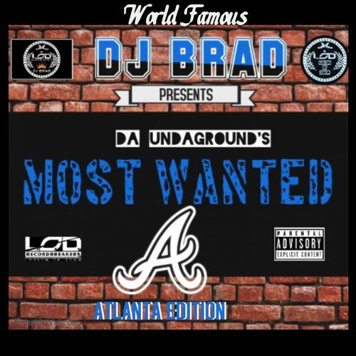 Da Undaground's Most Wanted von Various Artists