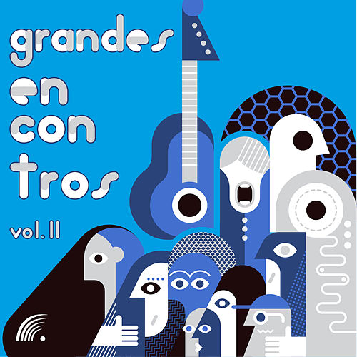 Grandes Encontros, Vol. 2 von Various Artists