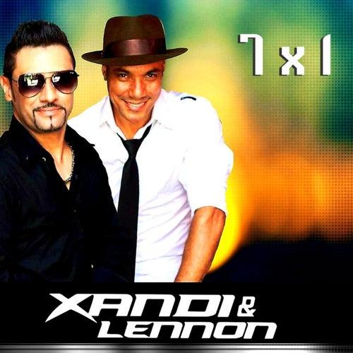 7 X 1 de Xandi