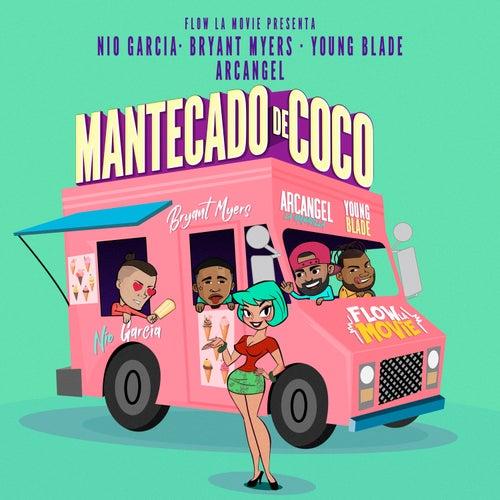 Mantecado de Coco de Nio Garcia
