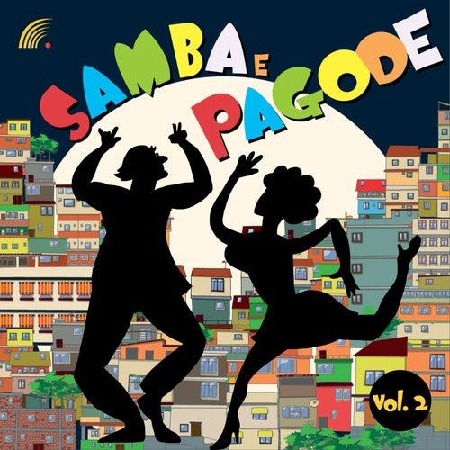 Samba e Pagode, Vol. 2 de Various Artists