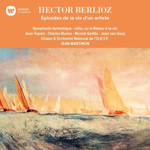Berlioz: Épisodes de la vie d'un artiste by Jean Martinon