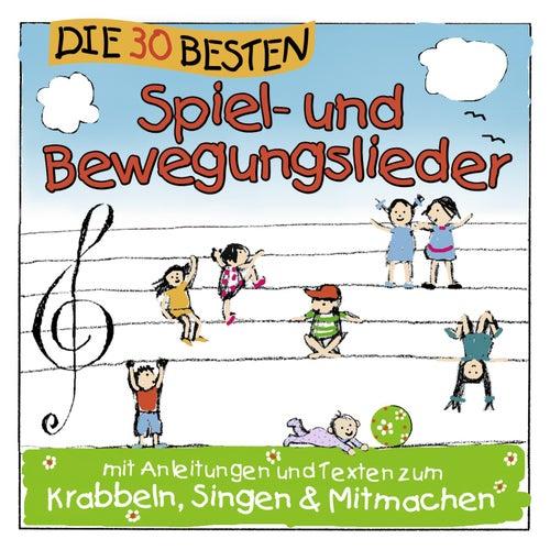 Die 30 besten Spiel- Und Bewegungslieder de Kinder Lieder