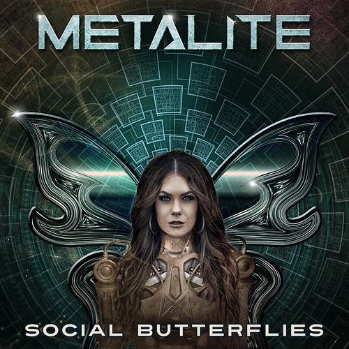 Social Butterflies by Metalite