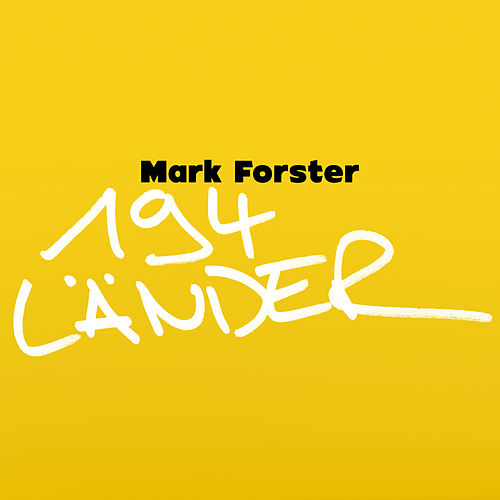 194 Länder (Single Version) de Mark Forster