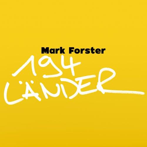 194 Länder (Single Version) van Mark Forster