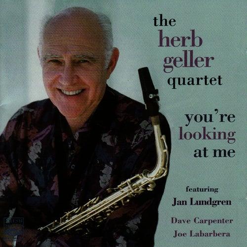 You're Looking at Me by Herb Geller