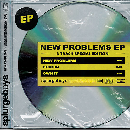 New Problems EP von Splurgeboys