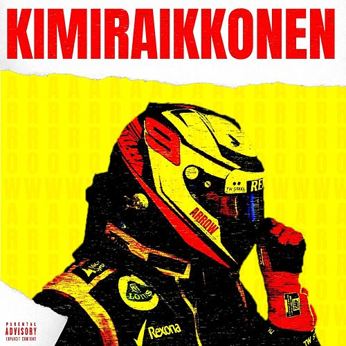Kimi Raikkonen by Arrow