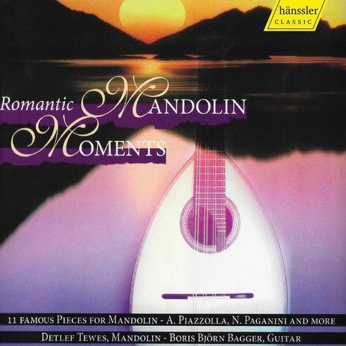 Romantic Mandolin Moments de Various Artists