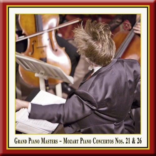 Grand Piano Masters - Mozart: Piano Concertos No. 21 & No. 26