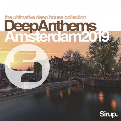 Sirup Deep Anthems Amsterdam 2019 von Various Artists