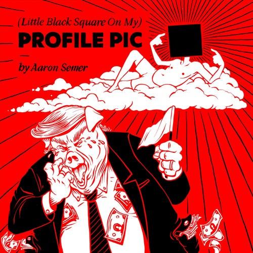 (Little Black Square on My) Profile Pic von Aaron Semer