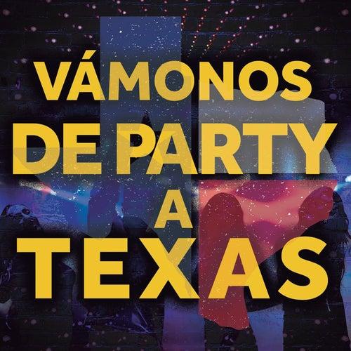 Vámonos De Party A Texas de Various Artists