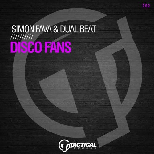 Disco Fans by Simon Fava