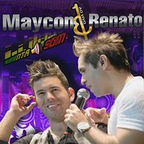 Aumenta o Som (Ao Vivo) von Maycon & Renato