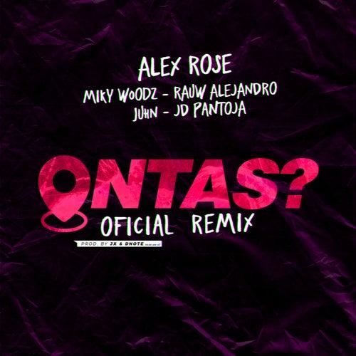 Ontas? (Remix) de Alex Rose