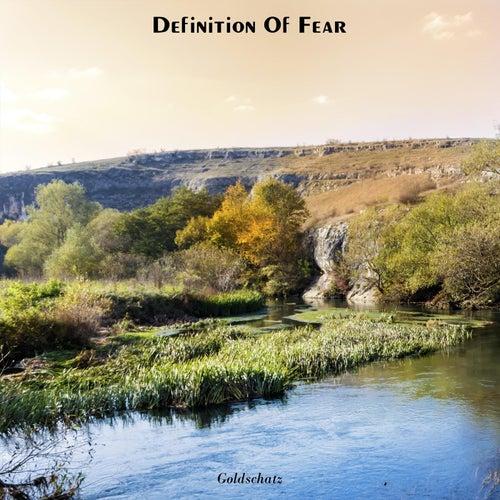 Definition Of Fear von Goldschatz