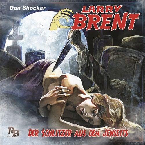 Folge 33: Der Schlitzer aus dem Jenseits von Larry Brent