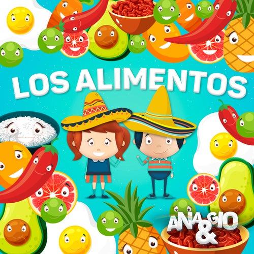 Los Alimentos by Ana