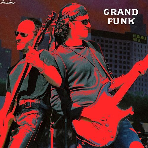 Grand Funk de Grand Funk Railroad