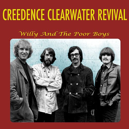 Willy and the Poor Boys de Creedence Clearwater Revival