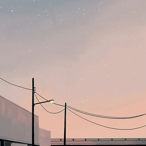 Peach Skies de NAV
