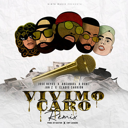 Vivimo Caro (feat. Eladio Carrion & Jon Z) [Remix] de Duki
