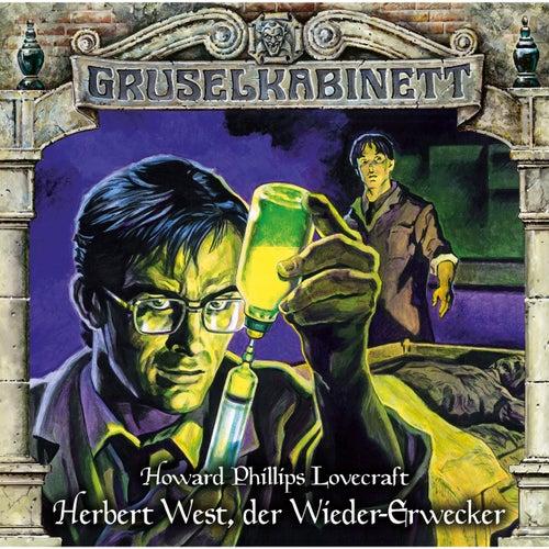 Folge 150: Herbert West, der Wieder-Erwecker von Gruselkabinett