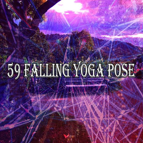 59 Falling Yoga Pose by Yoga Music