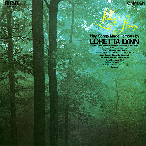 Songs Made Famous By Loretta Lynn by Living Strings
