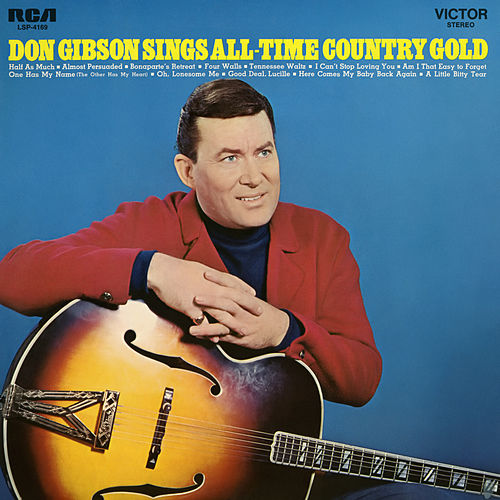 Sings All-Time Country Gold von Don Gibson