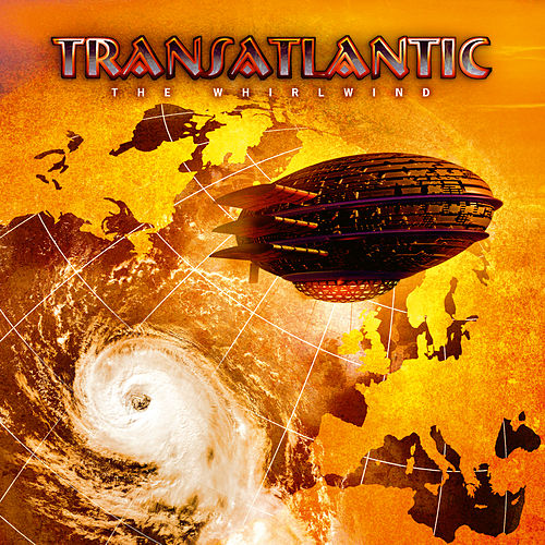 The Whirlwind (Deluxe Edition) von Transatlantic