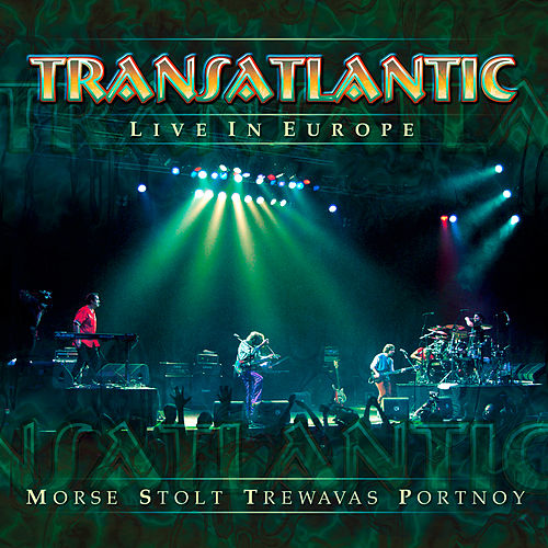 Live in Europe von Transatlantic