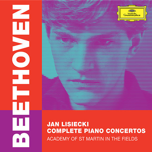 Beethoven: Complete Piano Concertos (Live at Konzerthaus Berlin / 2018) by Jan Lisiecki