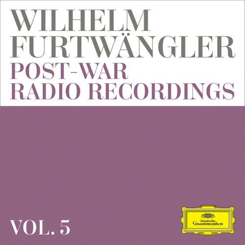 Wilhelm Furtwängler: Post-war Radio Recordings (Vol. 5) by Various Artists