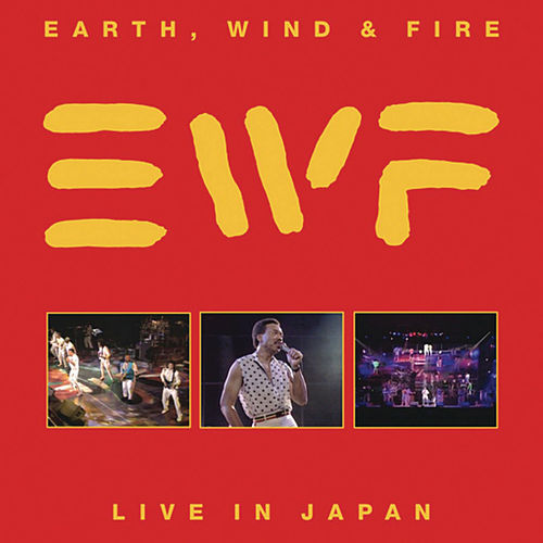 Live In Japan (Live) de Earth, Wind & Fire